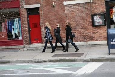 nyc three women