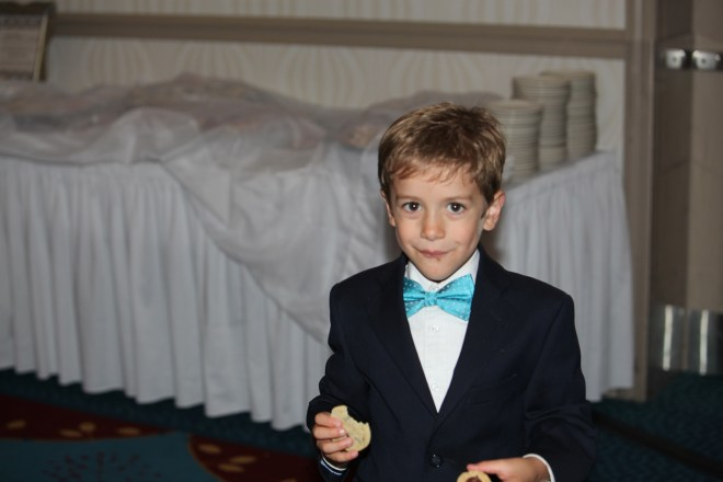 JAck and the Cookie Table