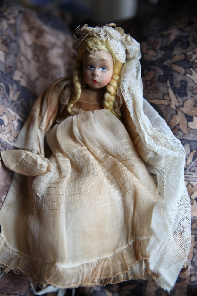 Swedish Bride doll
