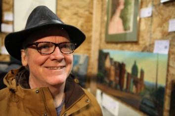 artist Bill Pfahl