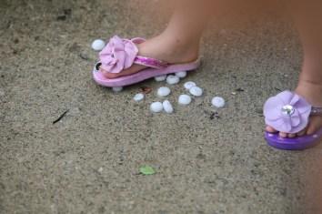 hail stones shoes