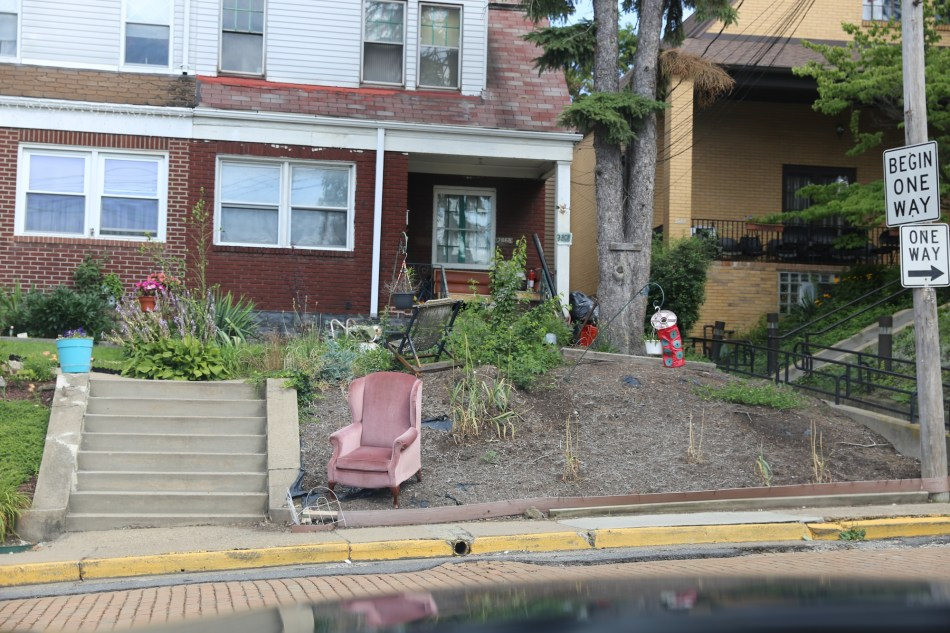 Wing Chair Garden