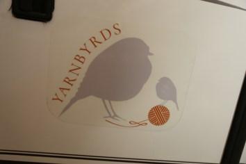 Yarnbyrds Logo