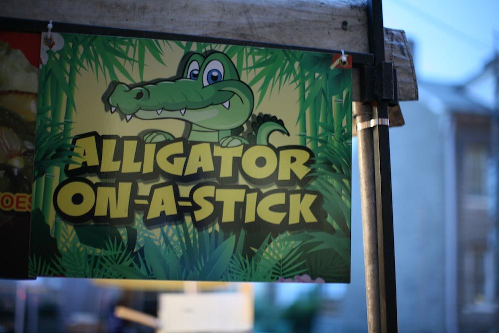 alligator 750