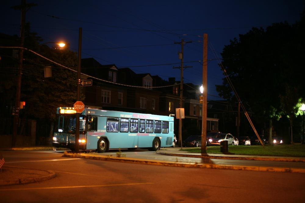 night bus 752