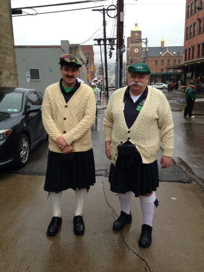 Irish Parade