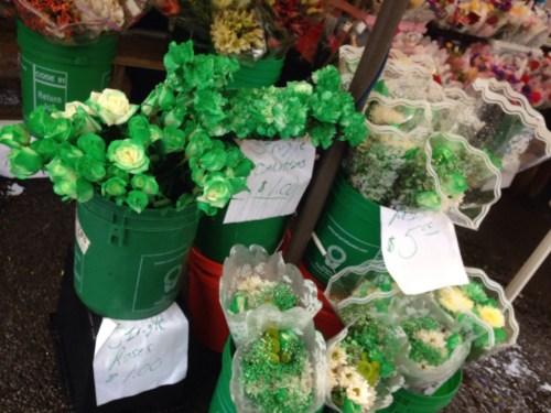 St. Patrick Bouquet