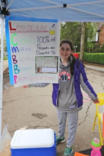SCOPE camp fundraiser- poster maker