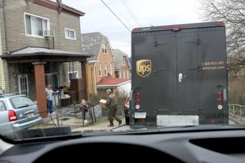 UPS truck 2