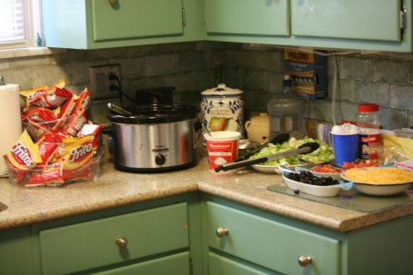 The Walking Taco Station