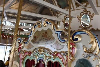 Coney Island Carousel Restored   Ruth E Hendricks Photography