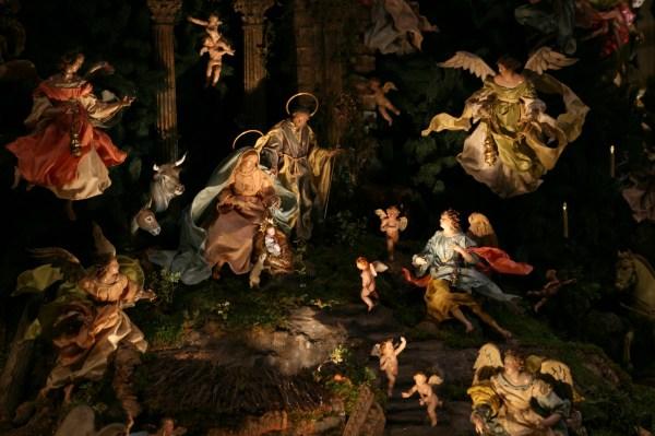 Baroque Christmas Metropolitan Museum Creche