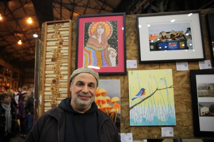 artist Jack Puglisi