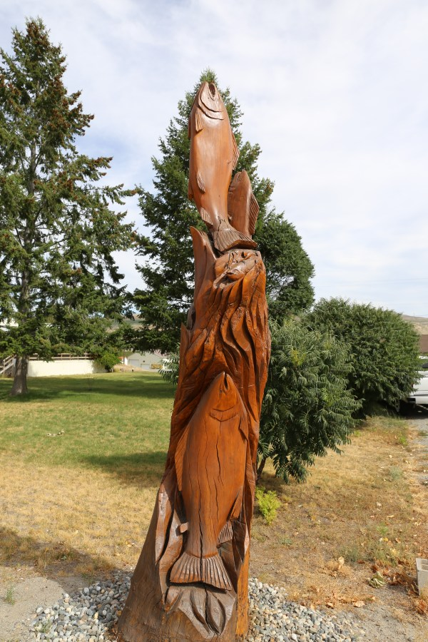 Chainsaw Artist Transforms Trees Art Ruth