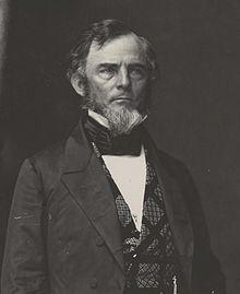 Brigadier Gen. Gideon Johnson Pillow