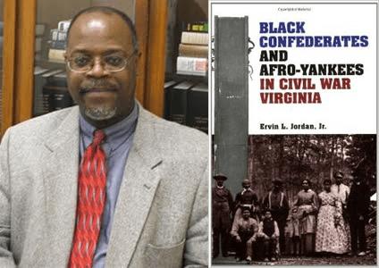 Historian Ervin Jordan