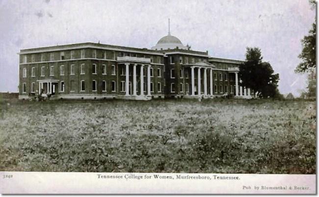 TN College for Women 1905 JPG