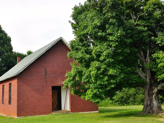 Beesley Primitive Baptist Church now is on the National Register of Historic Places.  (Photo: Submitted)