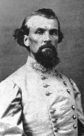 Nathan Bedford Forrest, July 21, 1821 - October 29, 1877
