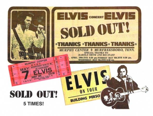 Elvis at Murphy