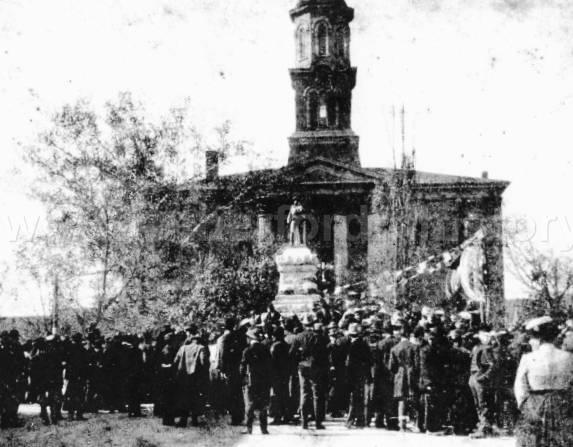 7 - Confederate Monument 19011107