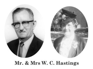 Hastings Family 1