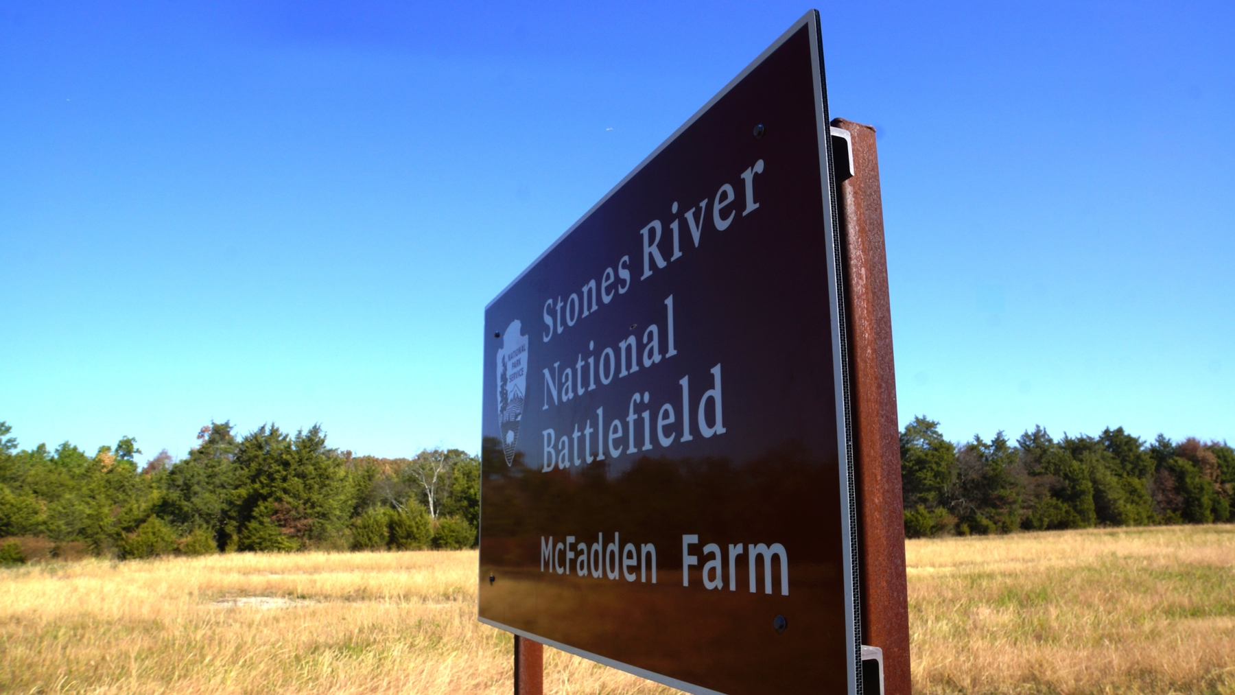 Image result for stones river conflict mcfadden's farm