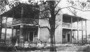 Ephraim Waller home