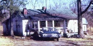 The Levi Wade home