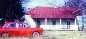 The Lillard Swain home