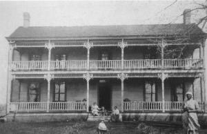 McGregor-Gooch-Holloway house in Old Jefferson