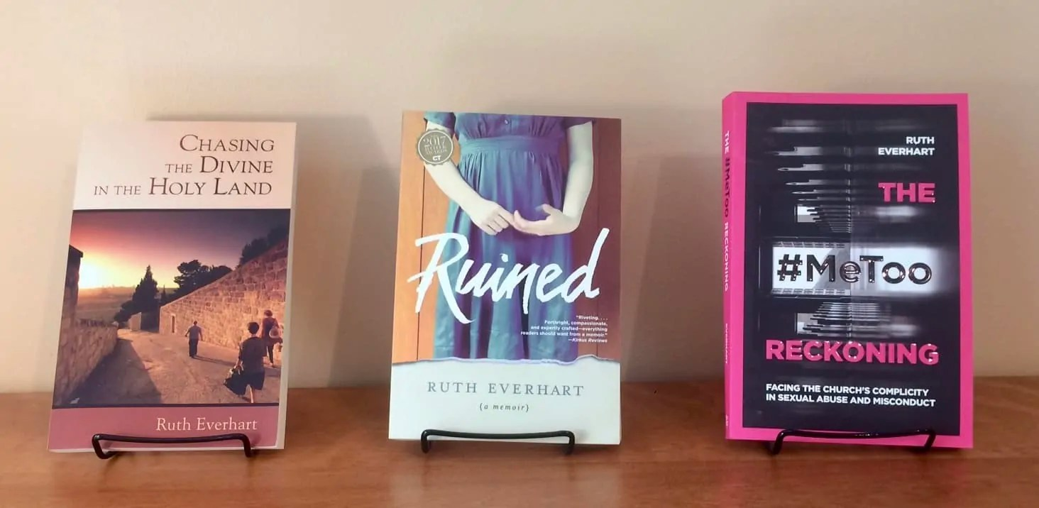 Ruth Everhart book titles