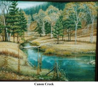Y Canon Creek