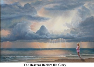 Y The Heavens Declare His Glory