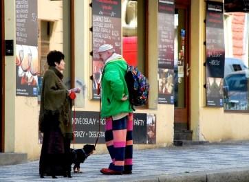 Best dressed man in Prague