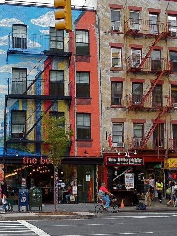 Lower Eastside, Manhattan