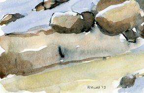 River Rocks IV