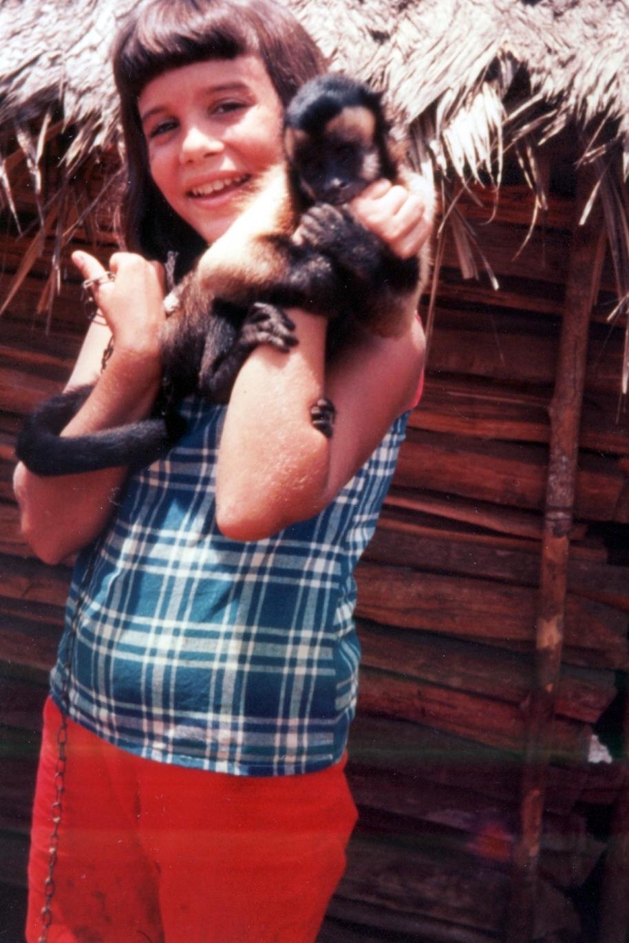 Ruthi and Meku | Suriname | 1970