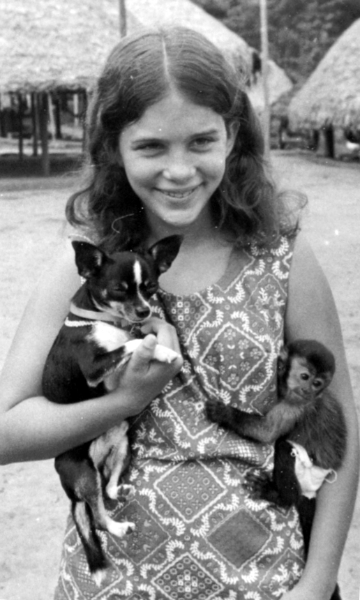 Ruthi, Mopili and Mickey | Suriname | 1974
