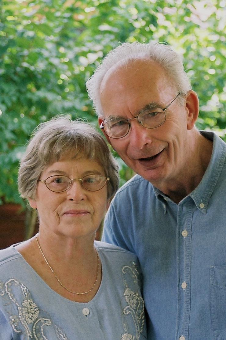 Art & Evy Yohner ~ lifetime missionaries