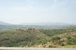 Kenya countryside