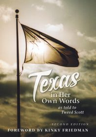 Cover Lo Res TX in her own words
