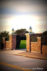 Entrance to Beachmound