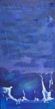 Storm. Mixed Media. 12x24