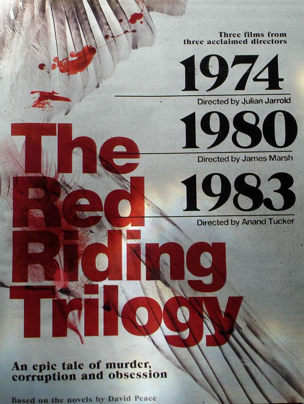 Red Riding Trilogy DVD Box Art