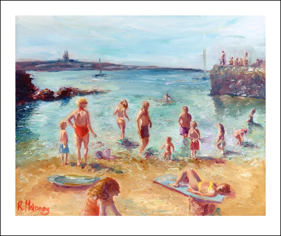 Beach Days - Sandycove