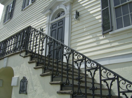 The William Blake House in Charleston, SC (2/3)