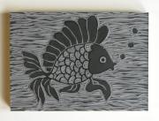 linocuts ruth's artwork