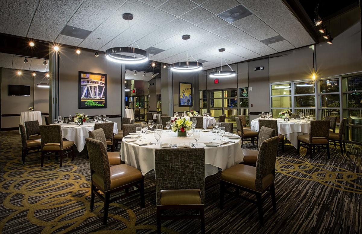 Atlanta Private Dining  Ruths Chris  Centennial Olympic Park