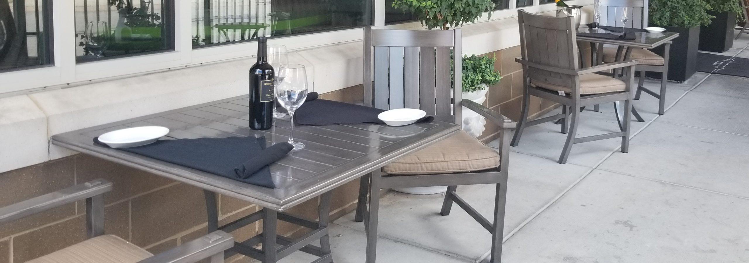 outdoor dining in huntsville al best